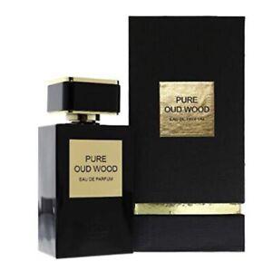 Pure Oud Wood EDP Perfume By Fragrance World 100ML🥇Super Rich Fragrance🥇