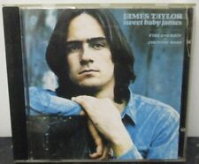 JAMES TAYLOR - Sweet Baby James ~ CD ALBUM