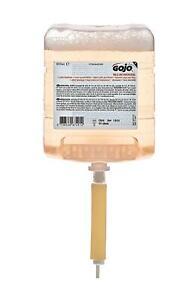 GOJO Mild Antibacterial Lotion Soap Refill, 800ml