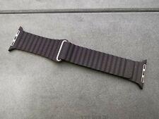 Original Apple Watch Band 42mm/44mm Leather Loop - Black (long M short L)