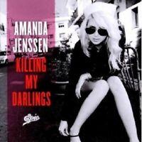 """AMANDA JENSSEN """"KILLING MY DARLINGS"""" CD NEUWARE"""
