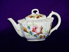 Porcelain/China European Date-Lined Ceramic Tea Pots