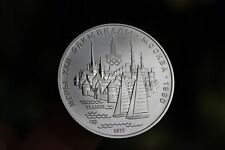 Russian coin 5 rubles/roubles, XXII Olympic Games, Beautiful UNC, 1977