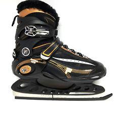 Fila Primo Ice blk/ccpr Schlittschuh Eislaufen Softboot Gr. 42 Ice Skate Hockey