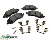 07-17 Jeep Dodge Chrysler FACTORY NEW FRONT L/H & R/H DISC BRAKE PADS OEM MOPAR
