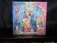 SANTANA SHAMAN - RARE AUSTRALIAN CD NM