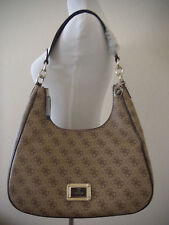Authentic NWT GUESS  Reama  Handbag  with Style # SG425802 - COFFEE