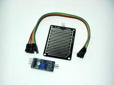 Sensore di pioggia x Arduino microcontrollore, microcontroller, regensensor, uno