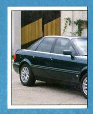 AUTO 100-400 Km - Panini -Figurina-Sticker n. 82 - AUDI 80 2.0 90cv 1/2 -New