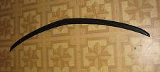 Mercedes E CLASS E350 E500 E550 REAR TRUNK SPOILER, BLACK, PART# 2077930088, OEM
