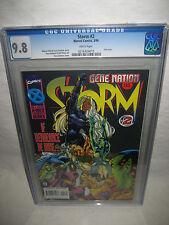 CGC 9.8 Marvel Comics STORM #2 Warren Ellis Terry Dodson 90s FOIL cover x-men !!