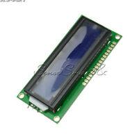 NEW 1601 16X1 Character Blue LCD Display Module LCM STN SPLC780D / KS0066 ST