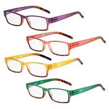 Eyekepper Ladies Reading Glasses - 4 Pack Readers for Women Reading
