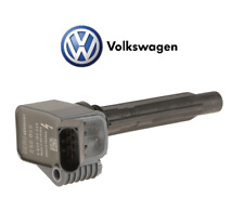 For VW Beetle Golf Golf SprtWgn Passat 1.8L L4 Ignition Coil Genuine 06K905110K