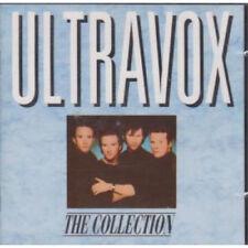 Musik-CD-aus Großbritannien Ultravox's Label