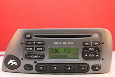 FORD 6000 LETTORE CD RADIO STEREO CODICE PUMA FIESTA MONDEO FOCUS ESCORT TRANSIT