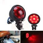 Motorcycle LED Rear Brake Stop Tail Light For Chopper Bobber Cafe Racer Custom