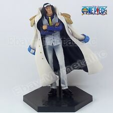 "One Piece Marine Admiral Kuzan Aokiji 16cm/6.4"" PVC Figure NO Box"