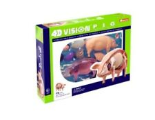 PIG ANATOMY MODEL/PUZZLE, 4D Vision Kit #26102  TEDCO SCIENCE TOYS