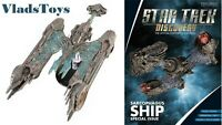 Klingon Sarcophagus ship of the Dead Star Trek Discovery Eaglemoss Special Edi