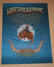 Marq Spusta Widespread Panic Austin City Limits Poster Print Signed Numbered
