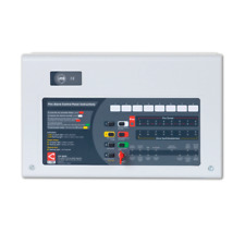 C-Tec CFP702E-4 Economy 2 Zone Conventional Fire Control Panel Used by the Pro's