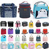 Portable Thermal Insulated Cooler Lunch Bag Travel Picnic Box Tote For Women Men