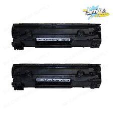 2PK NEW CE278A 78A Toner for HP LaserJet Pro P1606dn P1606 M1536dnf