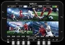 CONVERGENT DESIGN APOLLO RECORDER - DUAL 4K 60 FPS, QUAD 1080P &  LIVE SWITCHER