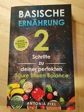 Kochbuch Basische Ernährung 2 Schritte Zu Deiner Perfekten Säure Basen Balance