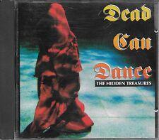 """DEAD CAN DANCE - RARO CD """" THE HIDDEN TREASURES """""""