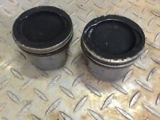 06 Polaris Ranger 700 Xp Efi Set Of Pistons