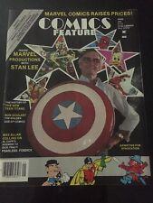 Comic Feature No 33 Jan-Feb 85