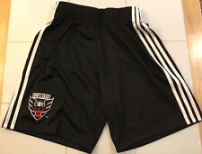D.C. United Climalite Shorts Replica Adidas Soccer Shorts Small New with Tags