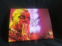 The Boogeyman Autographed 8x10 Pro Wrestling Crate Exclusive WWF WWE NXT AEW NWA