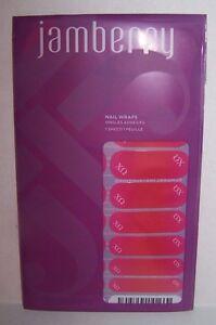 NEW 2 Full sheets Jamberry Nail Wraps Chi Omega Flourish Ombré Sorority