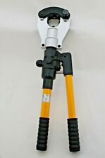 Penn Union Dieless Hydraulic Crimping Tool Tpu-6
