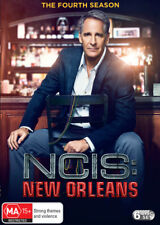 NCIS - New Orleans : Season 4 (DVD, 2018, 6-Disc Set)