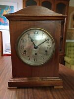 Antique German Mantle Clock Westminster Chime
