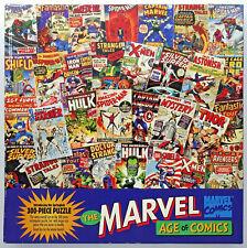jigsaw puzzle 300 pc The Marvel Age of Comics Springbok