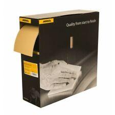 Mirka GoldFlex-Soft Perforated Roll 115x125mm 200 Sheets/Box P1000 25 metre roll