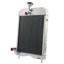 Oem1660499m92 Aftermarket Aluminum Tractor Radiator For Massey Ferguson 135 148