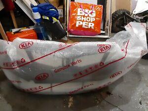 2012-2015 Kia Rio Sedan Front Bumper Cover BRAND NEW FROM FACTORY