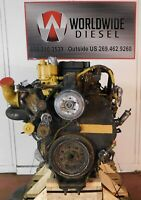 2004 CAT C-13 KCB Diesel Engine, 410HP, Turns 360, Good For Rebuild Only