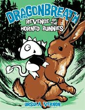Revenge of the Horned Bunnies (Dragonbreath #6) by Ursula Vernon