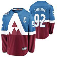 stitched 2020 stadium series jersey colorado avalanche hockey 92 Gabriel Landesk