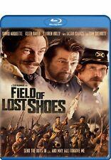 """BLU-RAY Brand NEW, """"Field of Lost Shoes"""" (2014), MINT, rare VMI Civil War Cadet"""