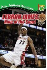 LeBron James: King of the Court (All Aboard Reading) ( Jacobs, L.R. ) Used -