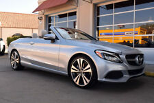 2018 Mercedes-Benz C-Class Base Convertible 2-Door