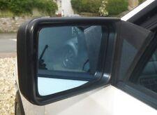 Neu Blau Getönt nahe Seite Außenspiegel Spiegelglas Audi Ur QUATTRO COUPE 80 90